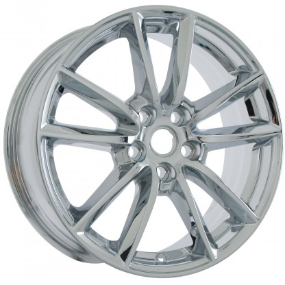 "19"" Range Rover Sport Style 501 in Chrome"