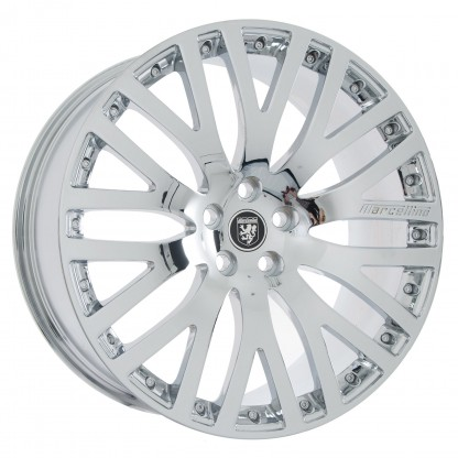 "22"" Kensington Chrome - Fits Land Rover"