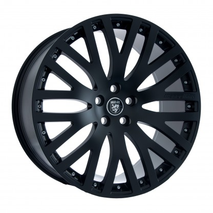 "22"" Kensington Matte Black - Fits Land Rover"