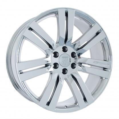 24 Marcellino Concept Wheels Rims Chrome