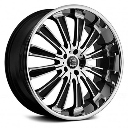 20 x 9 ET+30 406CB MAXIMUS II in Gloss Black