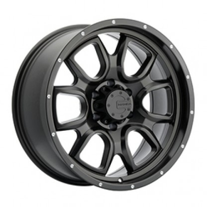 20 x 9 ET+20 591B M19 in Matte Black