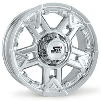 18 x 8.5 ET+30 279C in Chrome