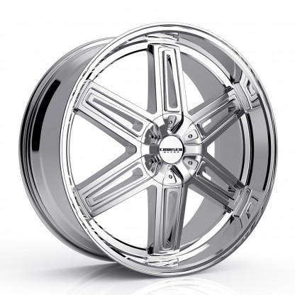 20 x 8.5 ET+20 920C ICONIC in Chrome