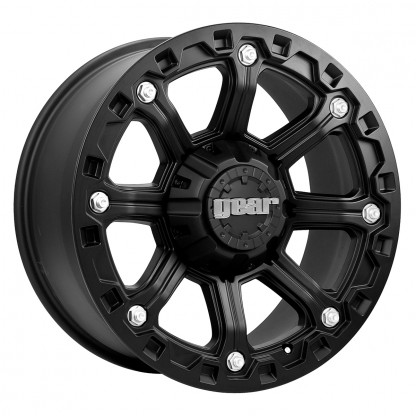 18 x 9 ET+18 718B BLACKJACK in Matte Black