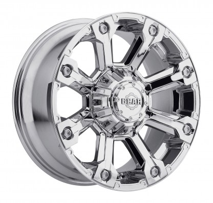 18 x 9 ET+18 719C Backcountry in Chrome