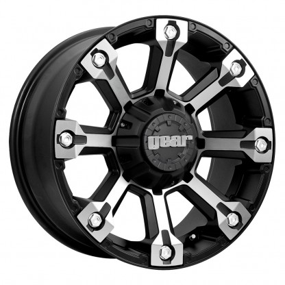 20 x 9 ET+18 719MB BACKCOUNTRY in Matte Black Machined Face