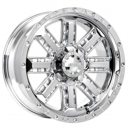 17 x 9 ET+18 723C NITRO in Chrome