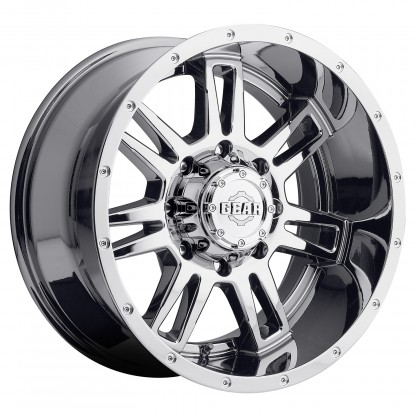 18 x 9 ET+18 737V CHALLENGER in Chrome PVD