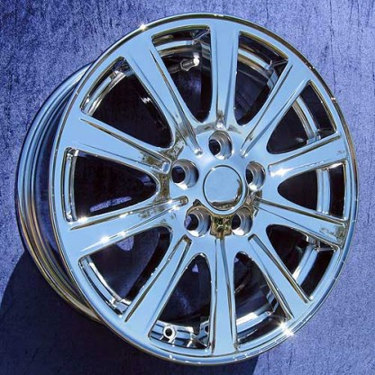 18 x 8 Land Rover LR3 in Chrome