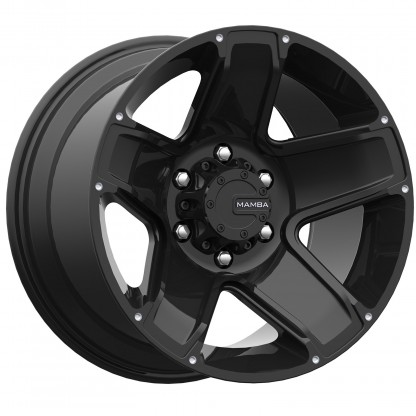 20 x 9 ET+30 585B M13 in Matte Black