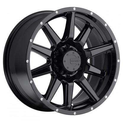 17 x 9 ET+25 587B M15 in Gloss Black