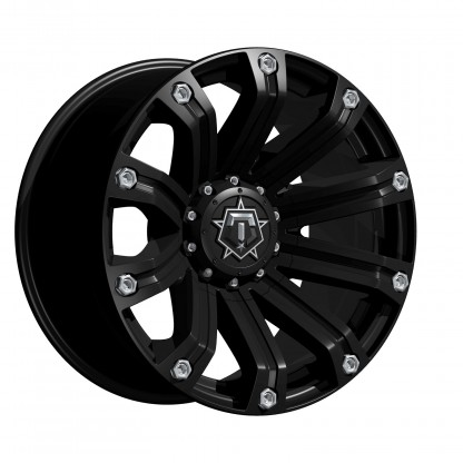 20 x 9 ET+18 534B in Matte Black