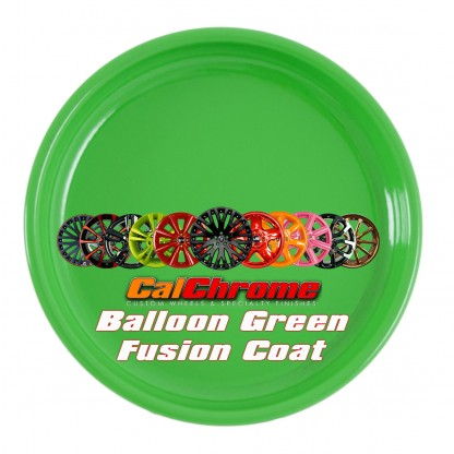 Balloon Green Fusion Powder Coat