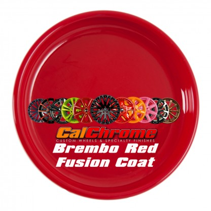 Brembo Red Fusion Powder Coat