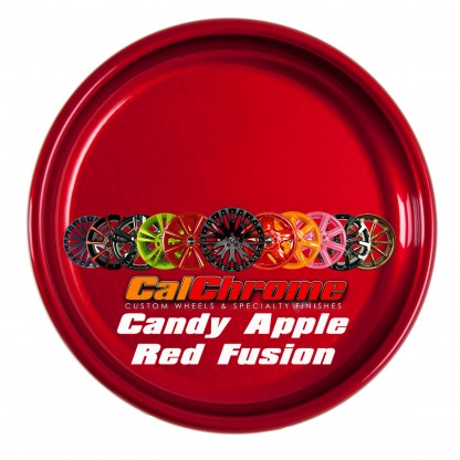 Candy Apple Red Fusion Powder Coat