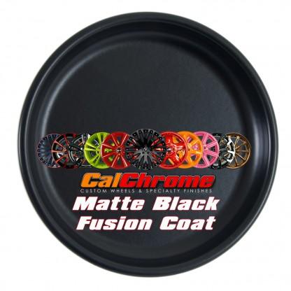 Matte Black Fusion Powder Coat