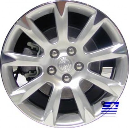 19 x 8.5 Buick Lacrosse 4097 In Chrome
