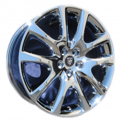 19 Jaguar XJ8 Polaris Chrome Wheel