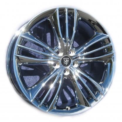 20 Jaguar XJ Mataiva Chrome Wheel