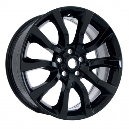 """20"""" Range Rover Sport Style 12 / Style 520 in Gloss Black"""