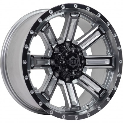 18 x 9 ET+18 738GB SWITCHBACK in Anthracite