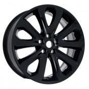 "20"" Range Rover Full Size Style 502 in Gloss Black (set of 4)"