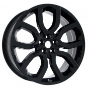 "22"" Range Rover Sport OEM LRX Style 504 in Gloss Black (set of 4)"
