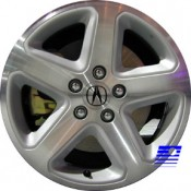 17 x 7 Acura CL Type-S 71715 In Chrome