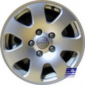 15 x 7 Audi A4 58745 In Chrome