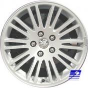 17 x 7 Chrysler 300 2324 In Chrome