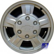 15 x 6.5 Chevrolet Colorado / GMC Canyon / Isuzi I-series 5182 In Chrome