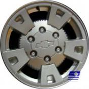 15 x 7 Chevrolet Colorado / GMC Canyon / Isuzi I-series 5183 In Chrome