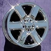 19 x 8 Land Rover Range Rover HSE in Chrome