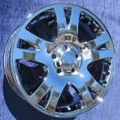 19 x 9 Range Rover Sport in Chrome