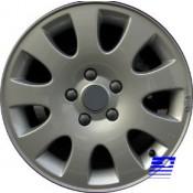 16 x 7 Audi A6 58717 In Chrome