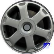 17 x 7.5 Audi S4 Avus 58723 In Chrome