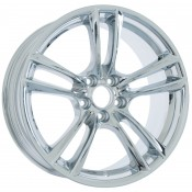 20 x 10 7-Series Style 303 rear in Chrome