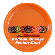 Balloon Orange Fusion Powder Coat