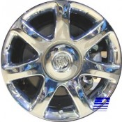 19 x 7.5 Buick Enclave 4078 In Chrome