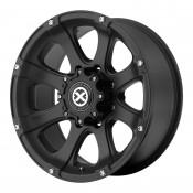 20 x 9 ET+0 AX188 Ledge in Textured Black