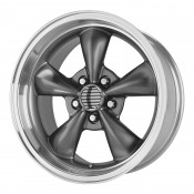 17 x 9 ET+30 PR106 in Gunmetal Machined Face