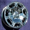 16 Jaguar XJ8 Vanden Plas Lunar Chrome Wheel