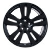 19 Jaguar XJ Toba Matte Black Wheel