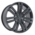 "22"" Cambridge Competition Graphite - Fits Land Rover"