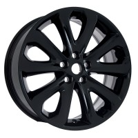 "20"" Range Rover Full Size Style 502 in Gloss Black (set of 4)"