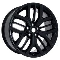 """21"""" Range Rover Sport SVR Style 517 in Gloss Black"""