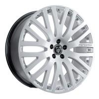 """22"""" Kolbenz Hyper Silver - Fits Mercedes-Benz"""