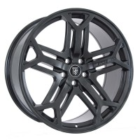 "22"" Yorkshire Competition Graphite - Fits Land Rover"