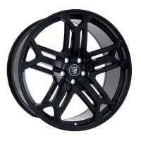 "22"" Yorkshire Gloss Black - Fits Land Rover"